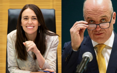 Jacinda & Tony – Lessons in Crisis leadership