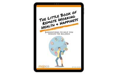 Remote working health and happiness