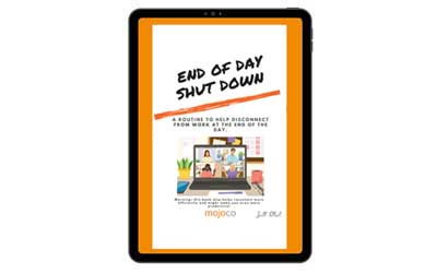 End of Day Shutdown